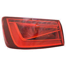 TYC Left Side Tail Light Assy for Audi A3/S3 2015-2016 Models