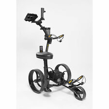 2018 Bat Caddy X8R Remote Control Black Electric Golf Bag Cart/Trolley + MORE