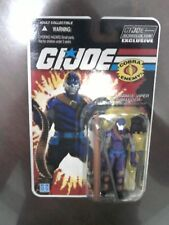 G. I. Joe Figure Subscription Exclusive Cobra Range Viper Commander Skull Buster