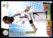 Panini Champions League 2011-2012 Adrenalyn XL Kenneth Vermeer Ajax