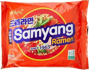Samyang Ramen Original Flavour 120g (Pack of 20) 三養拉面