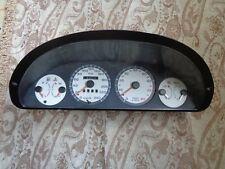 Fiat Punto GT Odometer, Speedometer, Conta kms, Conta giri. Veglia.