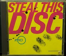 Various Artists - Frank Zappa - Steal This Disc - CD