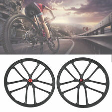 20in MTB Bike Disc Brake Wheelset Bicycle Hub Integration Casette Wheelset Kit