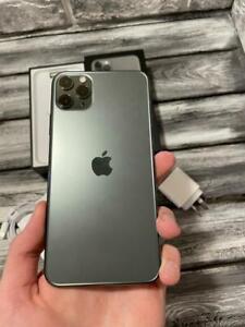 Apple iPhone 11 Pro - 256GB - MidnightGreen (Original) - Only pic