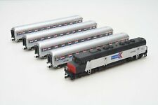 Mehano Train Amtrak 5-teilig IN H0 New Function Tested