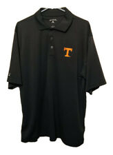 Tennessee Volunteers Antigua Mens Gray Polo Size Large NEW NCAA