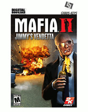 Mafia II 2 Jimmy's Vendetta Addon Steam Pc Game Key Neu Global