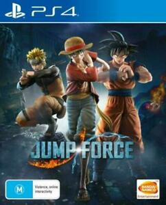 Jump Force - PS4 Playstation 4 Aus Game