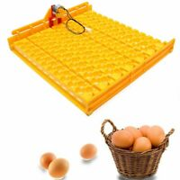 154 Duck Quail Bird Poultry Eggs Tray Motor Automatic Incubator Hatch Turner