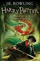 Harry Potter and the Chamber of Secrets New Paperback Book Rowling J.K.