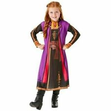 Costume Frozen ANNA - Rubie's 300469 - Medium 5-6 anni 116 cm