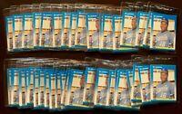 106) BO JACKSON (Less than Perfect) 1987 Fleer GLOSSY Baseball Card #369 LOT