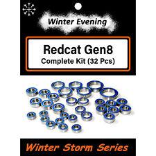 RedCat Gen8, Scout ll, & AXE (32 Pcs Rubber Sealed Bearing Kit)