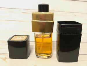 Vintage CHANEL No 5 SPRAY COLOGNE 1.5 oz Refillable Perfume Bottle