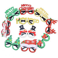 Novelty Christmas Party Glasses Happy New Year Gifts Adult Children Party Decor