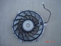 Genuine PlayStation 3 PS3 Cooling Fan Tested Working CECHA01 CECHE01 CECHB01