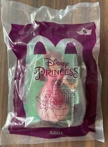 MCDONALD'S 2021 Disney's Princess #5 ~ ARIEL  - ON HAND - 🔥NEW 🔥