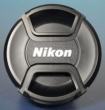 Obiettivo Nikon ø67mm COPERCHIO COPERCHIO FRONT LENS CAP BOUCHON lc-67 - (41384)
