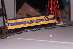WILLIAMS TRAINS Fairbanks Morse Trainmaster - Virginian #65 (Auction A201)