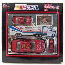 1992 RC NASCAR Super Collectors Set - J.D.McDUFFIE #70 Son's Auto 5-pc Set
