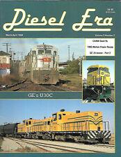 Diesel Era V5 N2 GE General Electric U30C 70 Ton Switcher C&NW Dash 9 Chicago