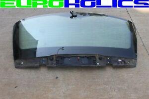 OEM BMW E61 530xi 06-10 Wagon Rear Windshield Hatch Lift Gate Window Glass