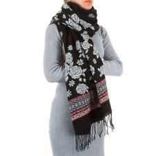 XXL Fransen Damen-Schals & -Tücher aus Viskose/Rayon