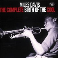 """MILES DAVIS """"THE COMPLETE BIRTH OF THE COOL"""" CD NEW+"""