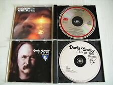 DAVID CROSBY - 2 CD`s:If I Could Only Remember My Name, Live On The King Biscuit