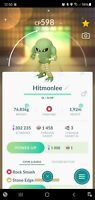Pokemon | Shiny Hitmonlee | GO Mini Account | PTC |