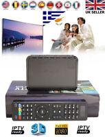 MAG 250 HD IPTV Set Top Box Linux Media Player Internet Greek Cyprus Channels TV