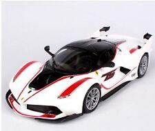 Bburago 1:24 Ferrari FXX K White Diecast Model Rcing Car Vehicle Toy New In Box