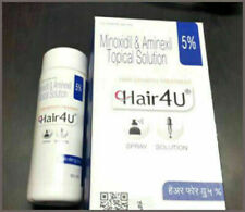 Hair 4U 5% topical Solution Hair Growth For Women With Free Shipping