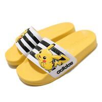 adidas Adilette Shower Slides K Pokemon Pikachu Kid Preschool Sandals FW7430