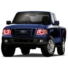 Ford Ranger 01-11 CHS RGB ColorFuse LED Headlight Halo Ring Kit