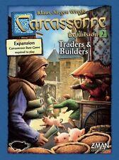 Carcasona Juego de Mesa - Extensión 2 - Traders y Builders