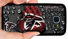 ATLANTA FALCONS NFL PHONE CASE FOR SAMSUNG NOTE & GALAXY S4 S5 S6 S7 EDGE S8 S9
