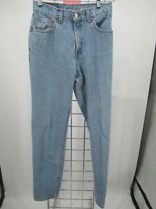 H3435 Boys Levi's 505 Denim Jeans Size 7 L