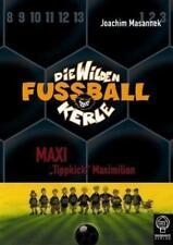 Maxi von Joachim Masannek (2003, Gebundene Ausgabe)