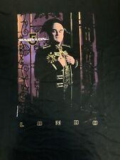 Babylon 5 Black Xl Short Sleeve T-Shirt Londo Mollari & Babylon 5 Logo