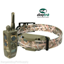 Dogtra 1900S Wetlands Camo 3/4 Mile Dog Remote Trainer Waterproof Rechargeable