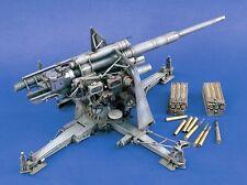 Verlinden 120mm (1/15) 8.8cm FlaK 37 German Anti-Aircraft/Tank Artillery Gun 970