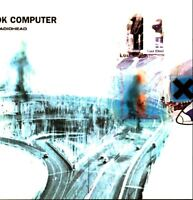 RADIOHEAD ok computer (CD album) EX/EX 7243 8 55229 2 5 alternative rock