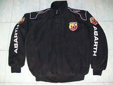 NEU ABARTH Fan- Jacke schwarz jacket veste jas giacca jakka