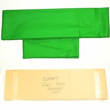 FULL SIZE Hainsworth Smart Snooker Cloth Bed & Cushion Set for 12ft Table OLIVE