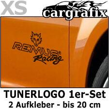 Sponsorenaufkleber Tuner Marken Logo Auto Aufkleber Cartuning Decal Sticker Set