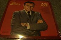 "Jim Reeves ""Pure Gold"" SEALED NM LP"