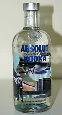 Absolut Vodka Blank limited Edition 40% A Mario Wagner Collaboration 700ml