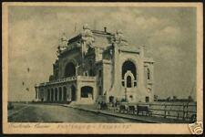 Romania Constanza Casino View  PC Sent to Bulgaria 1924